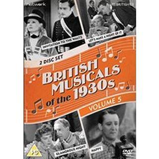 British Musicals of the 1930s Vol. 5 [DVD]
